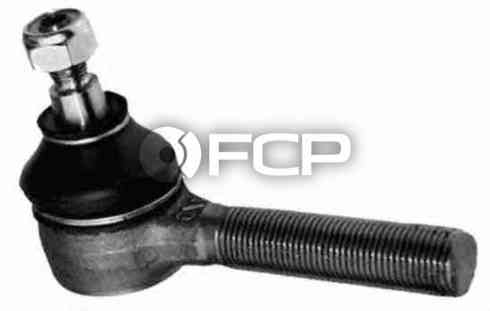 Porsche VW Steering Tie Rod End (356 356A Beetle) - Lemforder 311415812C