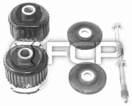 Mercedes Subframe Bushing Kit - Lemforder 1243500341