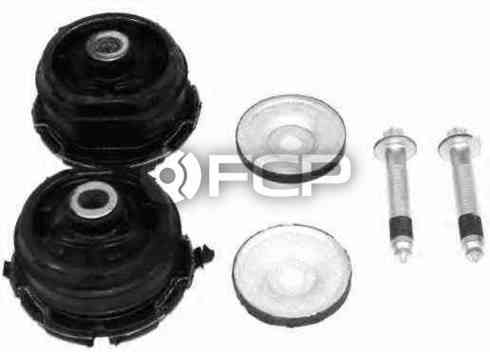 Mercedes Suspension Subframe Mounting Kit Rear (E300 E320 E430) - Lemforder 2103505808