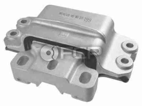 VW Engine Mount Left  (Jetta) - Lemforder 1K0199555M