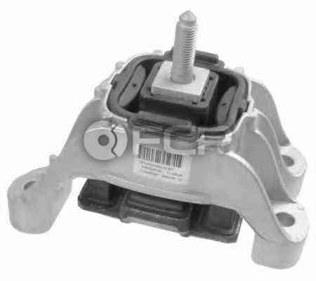 Mini Manual Trans Mount - Lemforder 22316784355