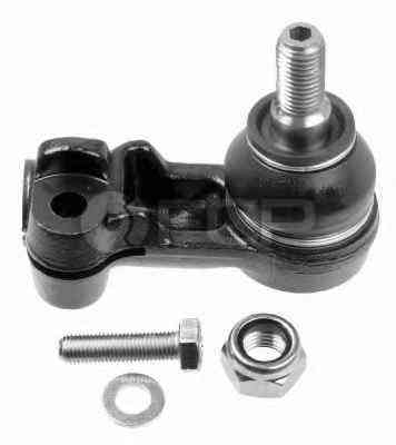 Land Rover Steering Tie Rod End Right Outer (Freelander) - Lemforder QJB100220