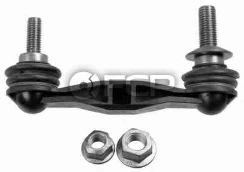 BMW Suspension Stabilizer Bar Link Rear (750i 535i 650i 535d) - Lemforder 33556777635