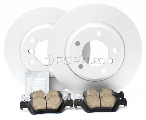 BMW Brake Kit Front (E46) - Meyle/Akenono 34116855152KTF1