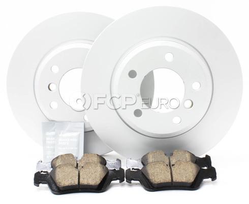 BMW Brake Kit - Meyle/Akebono 34116855152KTF1