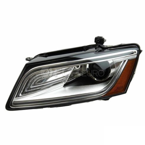 Audi Headlight Assembly Xenon Left (Q5) - Valeo 44877