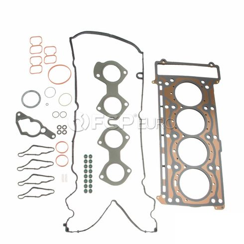 Mercedes-Benz Engine Cylinder Head Gasket Set (C250) - Elring 735070