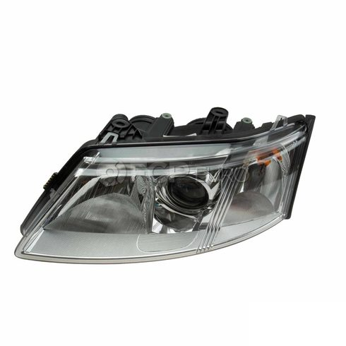 Saab Headlight Assembly Left (9-3) - Genuine Saab 12799348