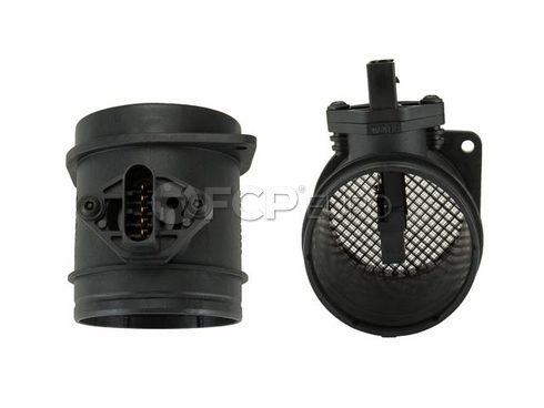 Audi VW Mass Air Flow Sensor (A3 Quattro Eos Golf) - Bosch 07D906461