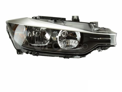 BMW Headlight Assembly Right (320i 3328d 335i) - ZKW 63117259550