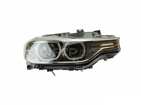 BMW Headlight Assembly Right (320i 328i 335i) - ZKW 63117338706