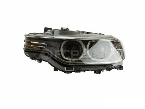 BMW Headlight Assembly Left (320i 328d 335i) - ZKW 63117338707