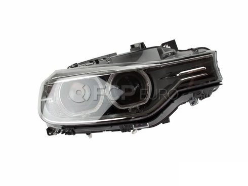 BMW Headlight Assembly Right (320i 320i xDrive 335i) - ZKW 63117338708