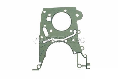 BMW Timing Chain Cover Gasket (E30 E36 M42) - Goetze (OEM) 11141734422