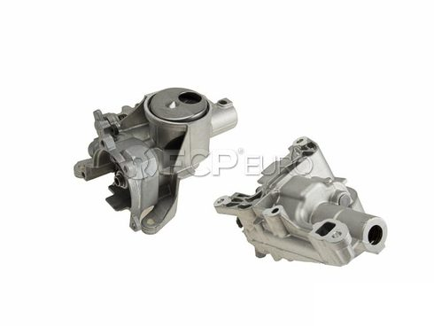 Mini Cooper Engine Oil Pump - Genuine Mini 11417614358