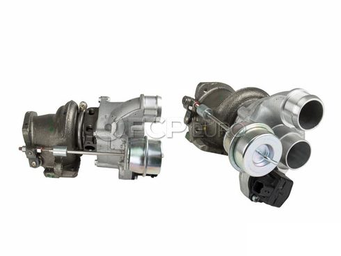 Mini Cooper Turbocharger - Genuine Mini 11657583149