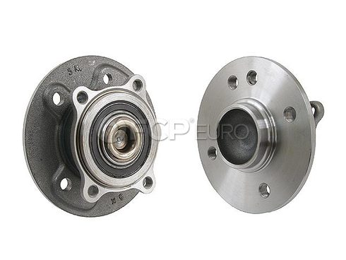 Mini Cooper Wheel Bearing and Hub Assembly - Genuine Mini 33416756830