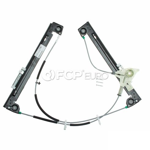 Mini Window Regulator Front Right (Cooper Convertible) - Genuine Mini 51337162164
