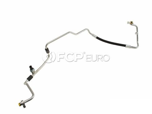 Mini Cooper A/C Refrigerant Liquid Hose - Genuine Mini 64509167765
