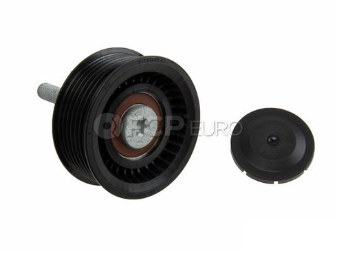 Porsche Drive Belt Idler Pulley Right (Cayenne) - Genuine Porsche 94810212000