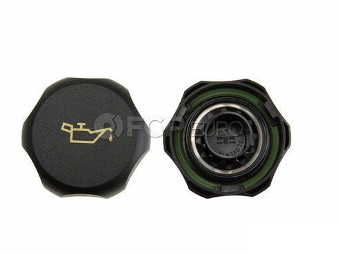 Porsche Oil Filler Cap (Cayenne) - Genuine Porsche 94810703501