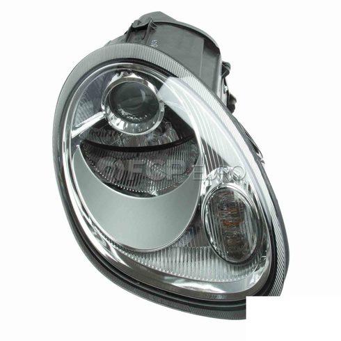 Porsche Headlight Assembly Right (Boxster) - Genuine Porsche 98763116421