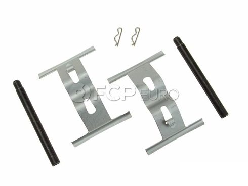 Porsche Brake Hardware Kit (Boxster 911 Cayman) - Genuine Porsche 99635195901