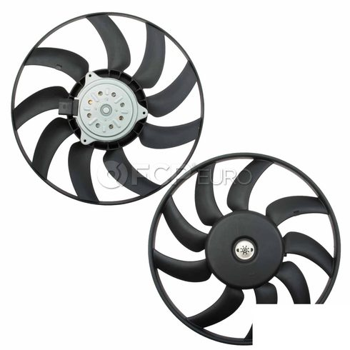 Audi VW Cooling Fan - Behr 8K0959455M