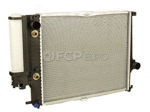 BMW Radiator A/T (E34 525i) - Behr Aftermarket 17111468469