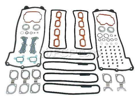 BMW Gasket Set Cylinder Head Asbestos Free (530i 540i 740i) - Genuine BMW 11121736906