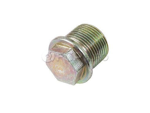 BMW Screw Plug (2002 320i 528i) - Genuine BMW 11131250089