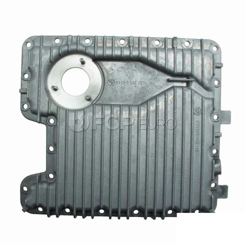 BMW Oil Pan Lower (X5) - Genuine BMW 11137500210
