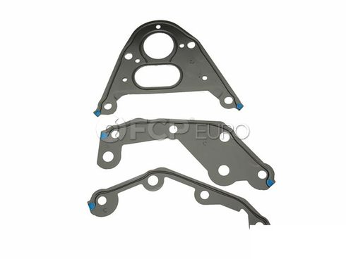 BMW Engine Timing Cover Gasket Set - Genuine BMW 11147566411