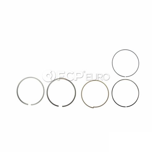 BMW Piston Ring Set - Genuine BMW 11251437077