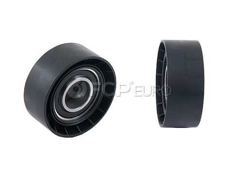 BMW Drive Belt Idler Pulley (740i 740iL 840Ci) - Genuine BMW 11281704500