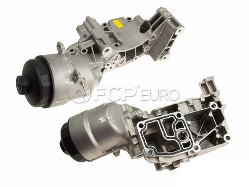 BMW Engine Oil Filter Housing (E36) - Genuine BMW 11421740001