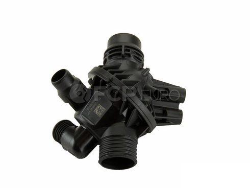 BMW Engine Coolant Thermostat Housing (X3) - Genuine BMW 11537586783