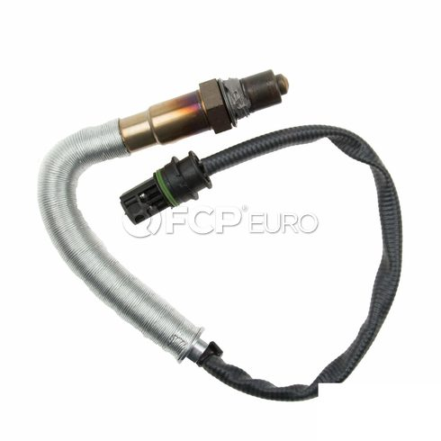 BMW Oxygen Sensor Rear (535i 535i xDrive 535xi) - Genuine BMW 11787545243