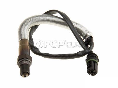 BMW Oxygen Sensor Rear Left (X6 740i 740Li) - Genuine BMW 11787577666