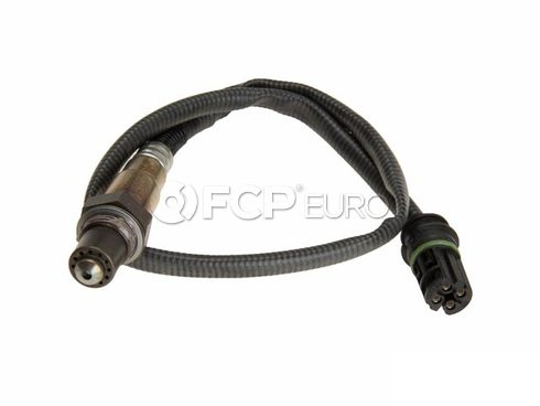 BMW Oxygen Sensor Rear - Genuine BMW 11787614322