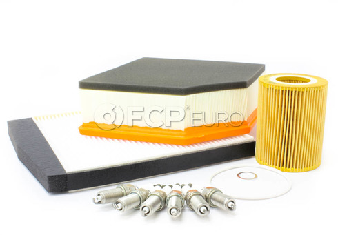 Volvo Maintenance Kit (XC90) - Mann KIT-P2XC90TUNE32KT2