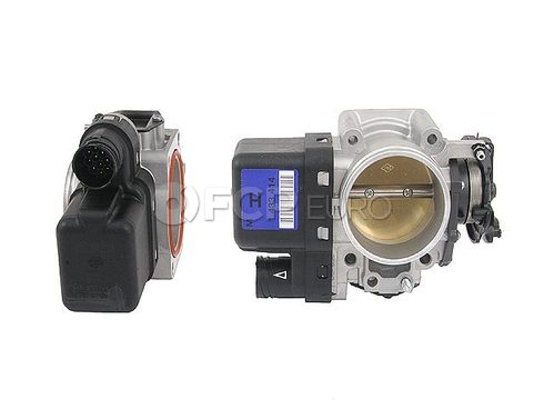 BMW Throttle Body - Genuine BMW 13541433414