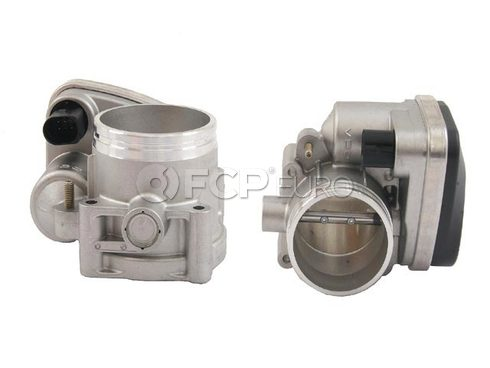 BMW Throttle Body - Genuine BMW 13547502444