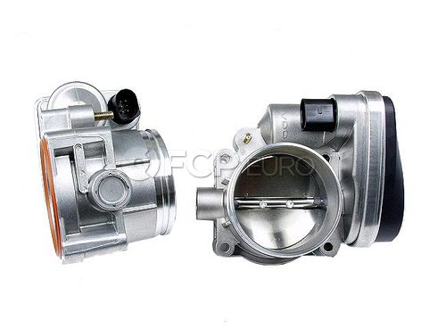 BMW Throttle Body - Genuine BMW 13547502445