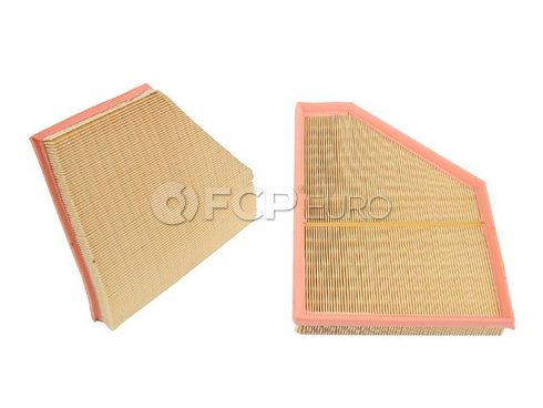 BMW Air Filter Left (X5) - Genuine BMW 13717548897