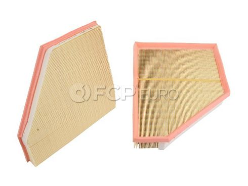BMW Air Filter Right (X5) - Genuine BMW 13717548898