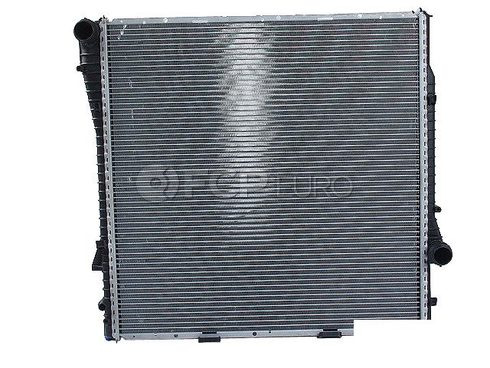 BMW Radiator (E53 X5) - Genuine BMW 17101439101