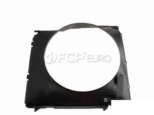 BMW Radiator Fan Shroud (X5) - Genuine BMW 17111439108