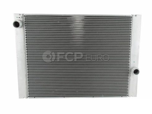 BMW Radiator (545i Alpina B7) - Genuine BMW 17117532770