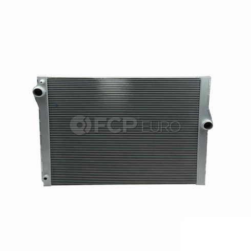 BMW Radiator (750i 750Li 750i xDrive 750Li xDrive 760Li) - Genuine BMW 17117570093